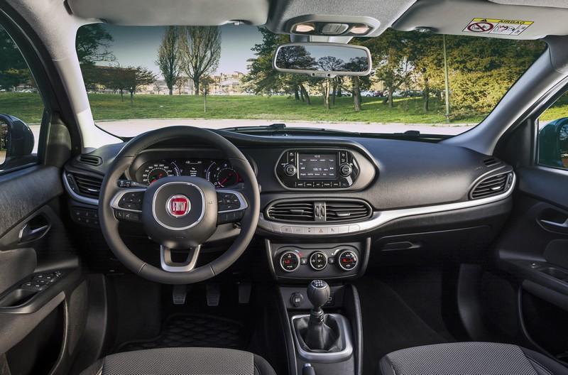 Foto Salpicadero Fiat Tipo Sedan 2016