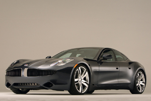 Foto Exteriores (2) Fisker Karma Cupe 2010