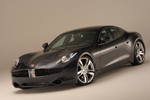 Foto Exteriores (3) Fisker Karma Cupe 2010