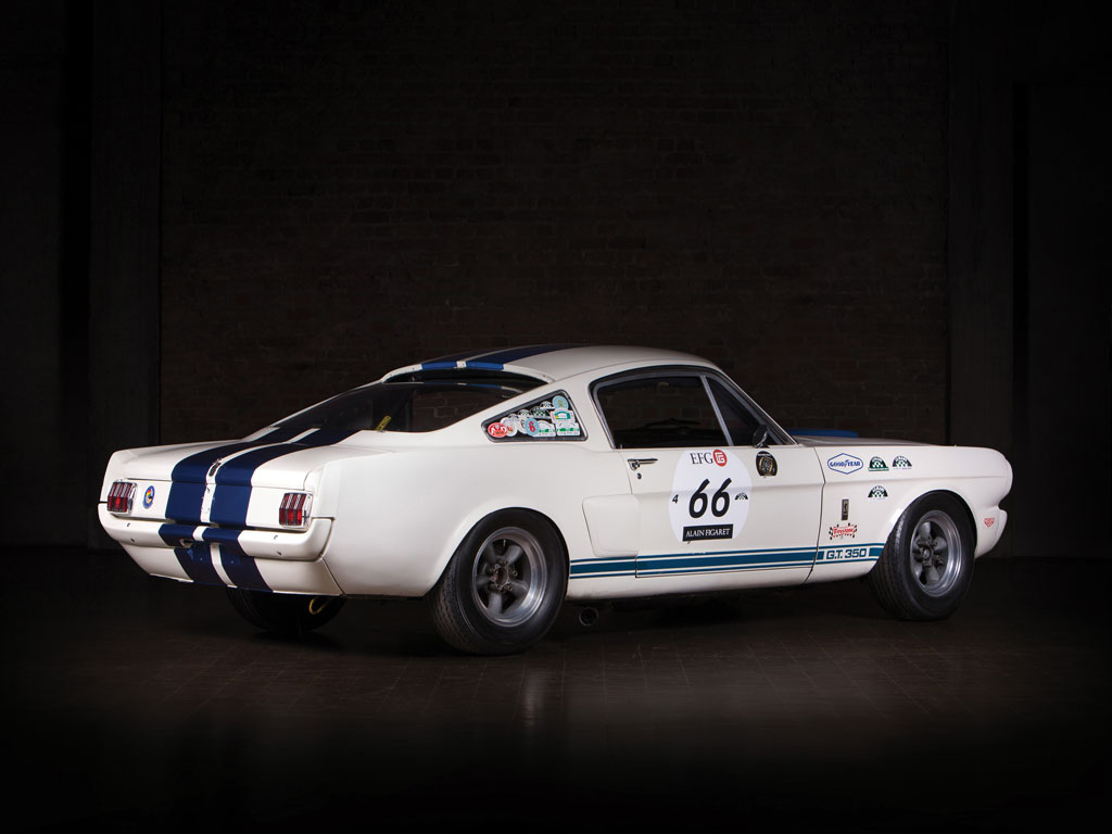 Shelby GT350 Stirling Moss 1965