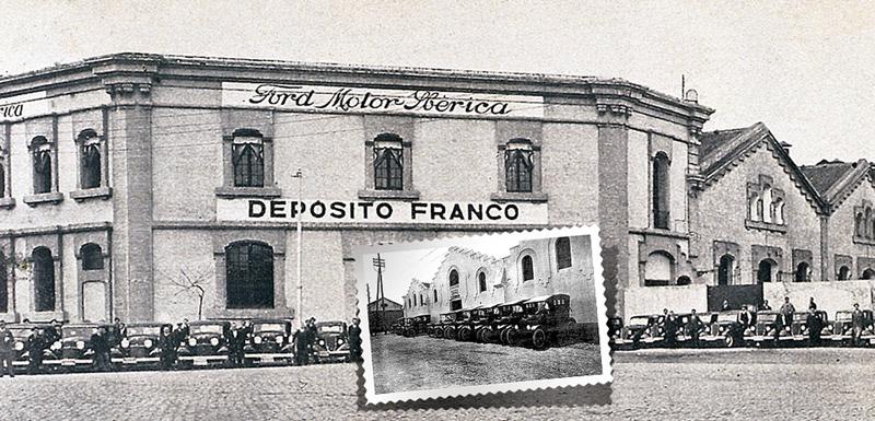 Foto Factoria-motor-iberica Ford 30-aniversario-almussafes