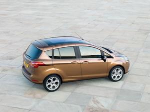 Foto Exteriores (2) Ford B-max Monovolumen 2012