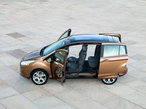Foto Exteriores (3) Ford B-max Monovolumen 2012
