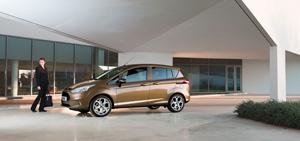 Foto Exteriores (4) Ford B-max Monovolumen 2012
