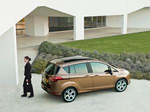 Foto Exteriores (5) Ford B-max Monovolumen 2012