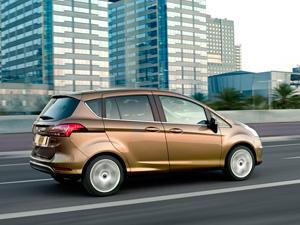 Foto Exteriores (6) Ford B-max Monovolumen 2012