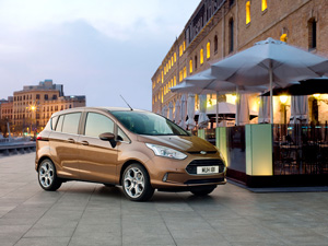 Foto Exteriores (7) Ford B-max Monovolumen 2012