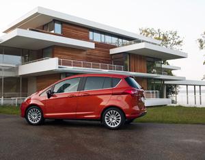 Foto Exteriores (8) Ford B-max Monovolumen 2012