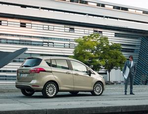 Foto Exteriores (9) Ford B-max Monovolumen 2012