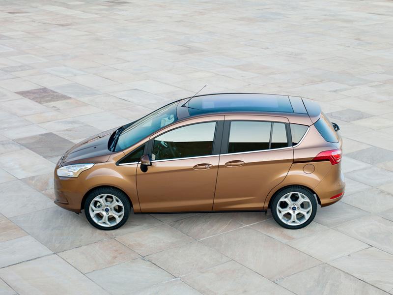 Foto Exteriores (1) Ford B-max Monovolumen 2012