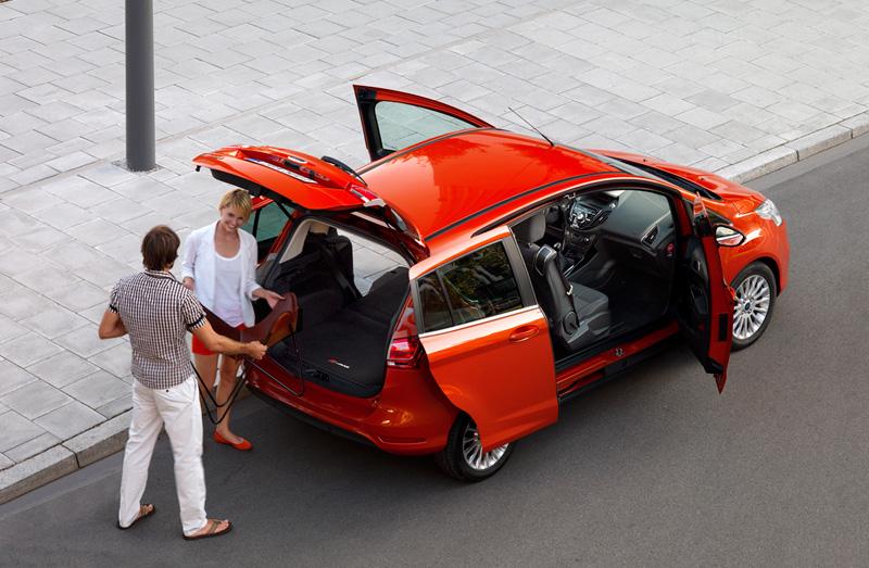 Foto Exteriores Ford B Max Monovolumen 2012