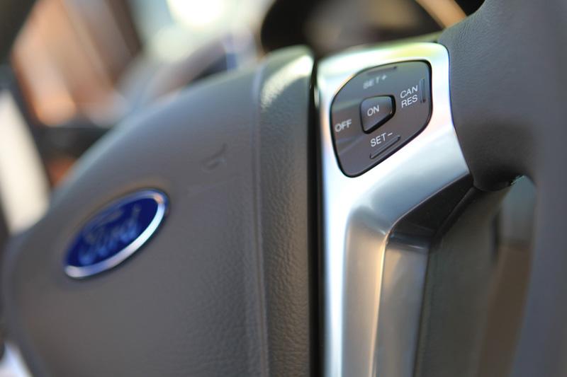 Foto Salpicadero Ford B Max Monovolumen 2012