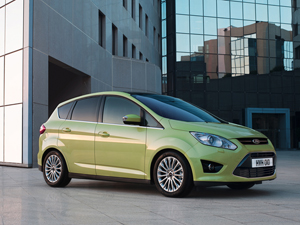 Ford C-Max y Grand C-Max 2010