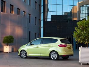 Foto Exteriores-(12) Ford C-max Monovolumen 2010