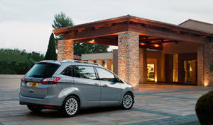 Foto Exteriores-(18) Ford C-max Monovolumen 2010
