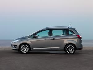 Foto Exteriores-(5) Ford C-max Monovolumen 2010