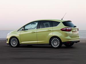 Foto Exteriores-(6) Ford C-max Monovolumen 2010