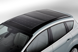 Foto Detalles (2) Ford C-max-solar-energi-concept Monovolumen 2014