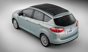 Foto Exteriores (3) Ford C-max-solar-energi-concept Monovolumen 2014