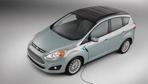 Foto Exteriores (4) Ford C-max-solar-energi-concept Monovolumen 2014