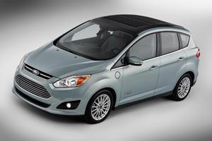 Foto Exteriores (5) Ford C-max-solar-energi-concept Monovolumen 2014