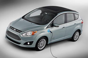 Foto Exteriores (6) Ford C-max-solar-energi-concept Monovolumen 2014