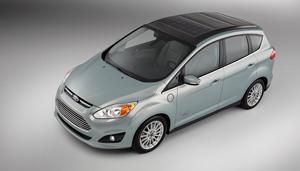 Foto Perfil Ford C-max-solar-energi-concept Monovolumen 2014