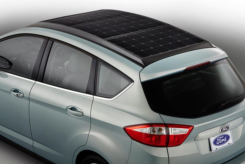 Foto Exteriores (1) Ford C-max-solar-energi-concept Monovolumen 2014
