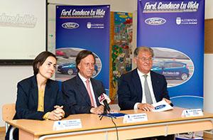 Foto Rueda Prensa Ford Conduce Tu Vida (3) Ford Cursos-ford-conduce-tu-vida-2016