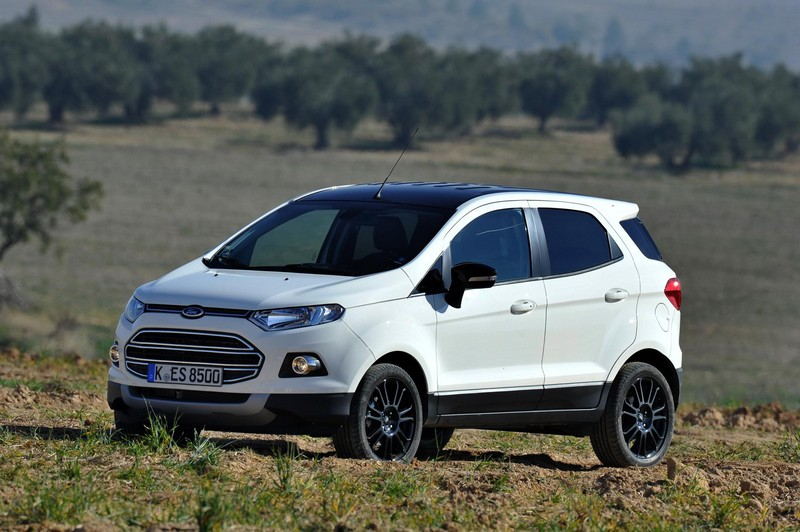 Foto Exteriores Ford Ecosport Suv Todocamino 2015