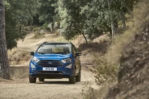 Foto Exteriores 2 Ford Ecosport Suv Todocamino 2018