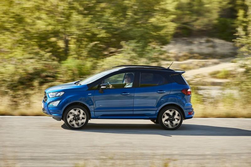 Foto Exteriores Ford Ecosport Suv Todocamino 2018