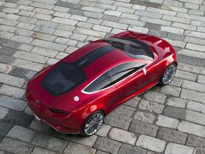 Foto Exteriores  (10) Ford Evos Concept 2011