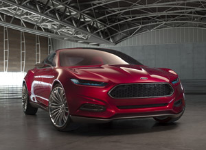 Foto Exteriores  (11) Ford Evos Concept 2011