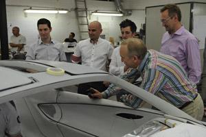 Foto Fabricacion  (12) Ford Evos Concept 2011