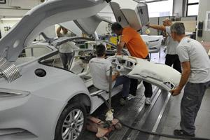 Foto Fabricacion  (14) Ford Evos Concept 2011