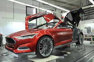 Foto Fabricacion  (16) Ford Evos Concept 2011