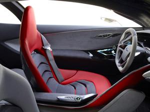 Foto Interiores  (6) Ford Evos Concept 2011
