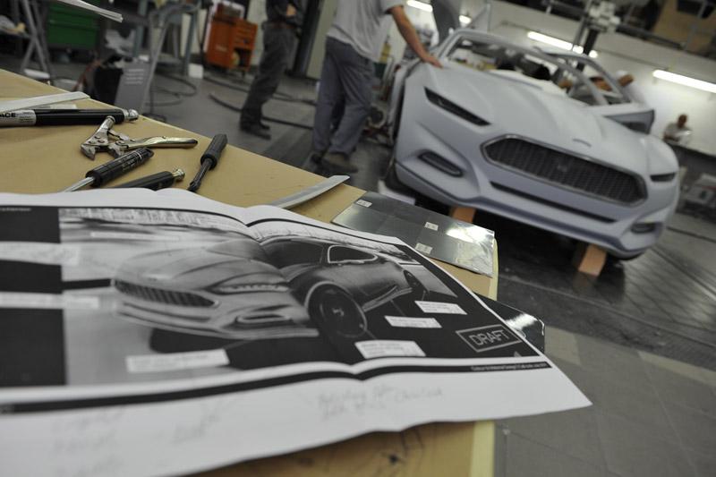 Foto Fabricacion  (11) Ford Evos Concept 2011