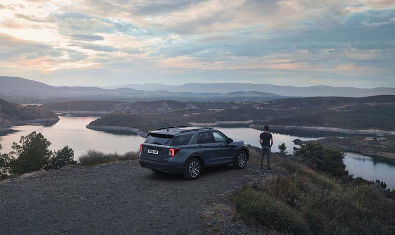 Foto Exteriores Ford Explorer Suv Todocamino 2020