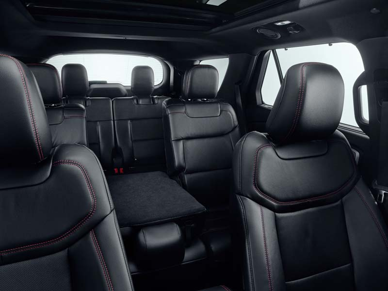Foto Interiores Ford Explorer Suv Todocamino 2020
