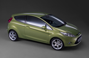Foto ford fiesta 2008