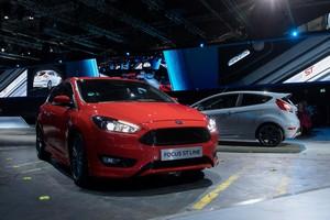 Foto Exteriores 5 Ford Fiesta Dos Volumenes 2017