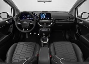 Foto Salpicadero Ford Fiesta Dos Volumenes 2017
