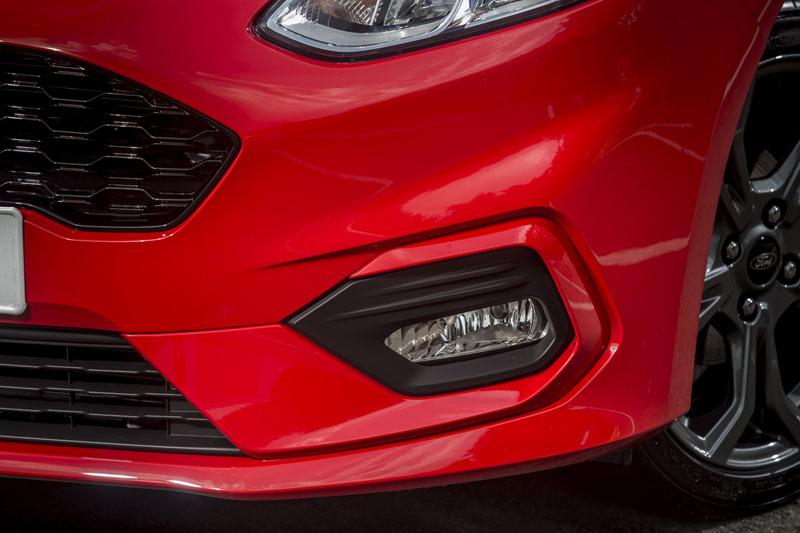 Foto Detalles Ford Fiesta Dos Volumenes 2017