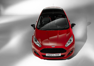 Ford Fiesta-black-y-red-edition 2014