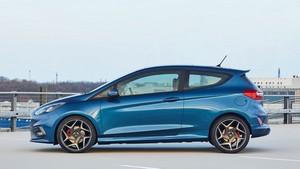 Foto Exteriores 2 Ford Fiesta-st Dos Volumenes 2017