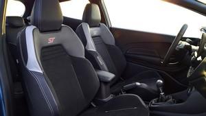 Foto Interiores Ford Fiesta-st Dos Volumenes 2017
