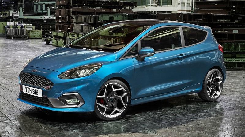 Foto Exteriores Ford Fiesta-st Dos Volumenes 2017