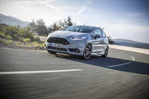 Foto Exteriores (6) Ford Fiesta-st-200 Dos Volumenes 2016
